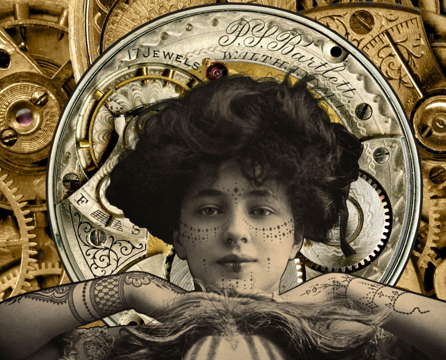 Judith for digital detail